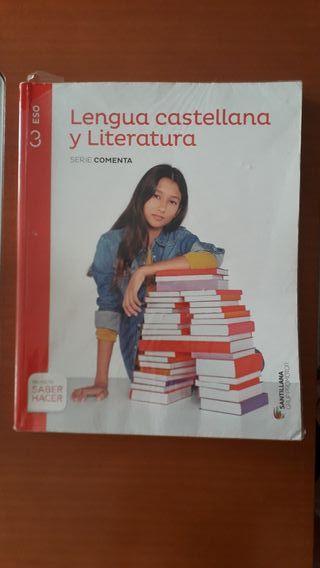Lengua castellana y literatura 3 Eso IES Sabadell