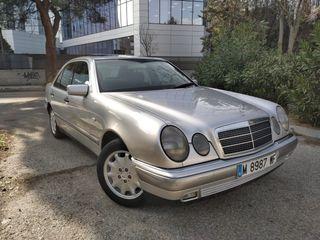Mercedes-Benz E 280 4 Matic gasolina