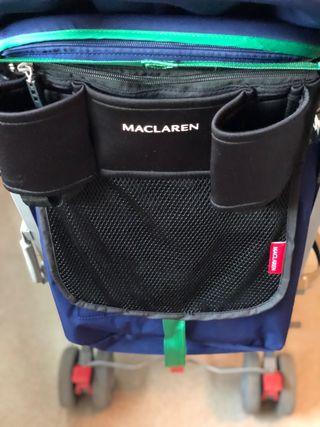 Bolso silla paseo Maclaren
