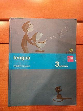 4 LIBROS DE TEXTO 3° PRIMARIA EN BUEN ESTADO