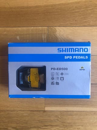 Pedales SHIMANO SPD PD-ED500