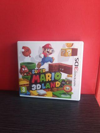 Juego Super Mario 3D Land + Animal Crossing