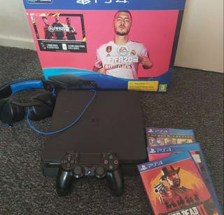 PS4 (Price Negotiable)