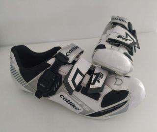 Zapatillas de bicicleta de carretera