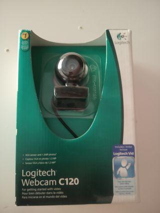 webcam c120
