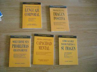 Pack de Libros de Autoayuda
