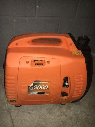 Inversor Generador INOVTECH G2000i