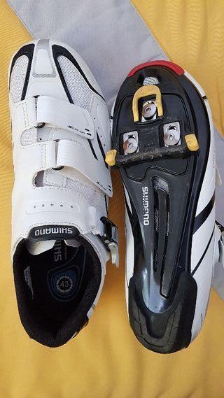 Zapatillas bicicleta Shimano R088