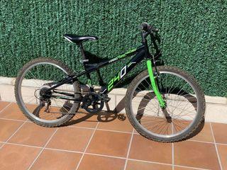 """Bicicleta 24"""" en buen estado"""