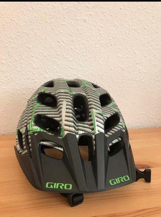 Casco de bici MTB