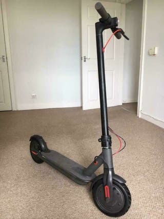 Electric Scooter (Price Negotiable)