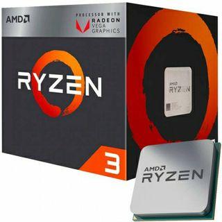 Procesador Ryzen 3200g