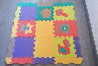 Puzzle infantil / bebe para suelo
