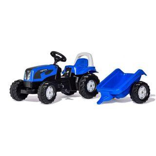 Tractor de juguete a pedales nuevo