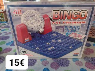 JUEGO BINGO XXL