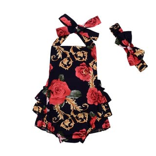 bodysuit bebé niña nuevo 12/18/24 MESES