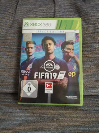 FIFA19 Legacy Edition