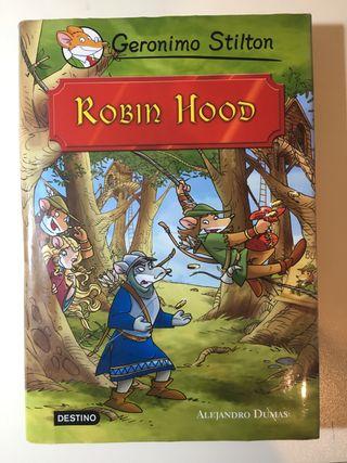 Robbin Hood - Gerónimo Stilton