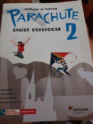 Parachute cahier d'exercices 2.