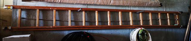 Escalera tijera y extensible