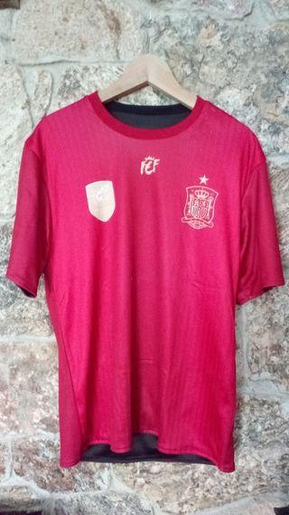 Camiseta selección española doble vista
