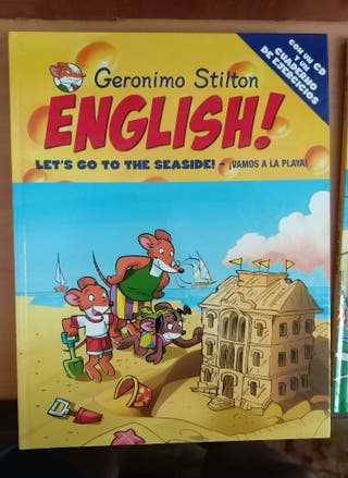 Libros Geronimo Stilton Inglés