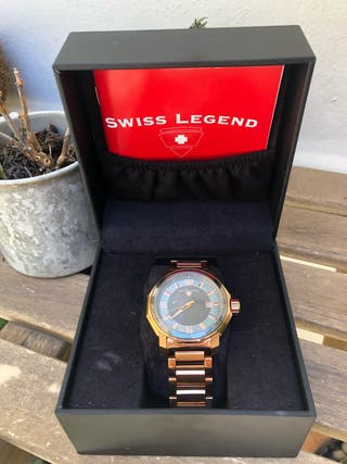 Reloj Mujer Swiss Legend