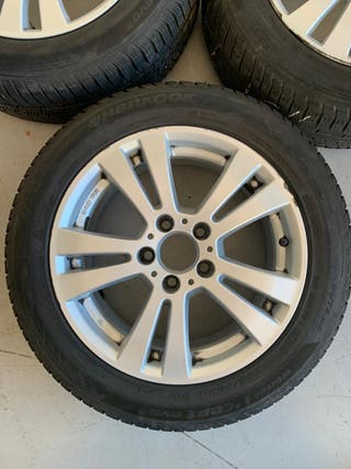 "Llantas 16"" con neumático para Mercedes"