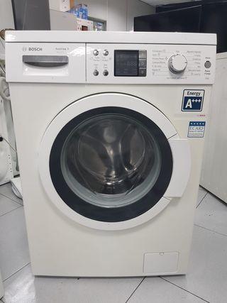 lavadora 8kg marca BOSCH con garantia