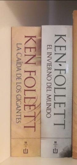 Coleccion Ken Follet