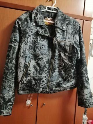 chaqueta harley davidson oficial mujer