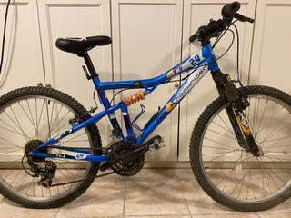 Bicicleta de 21 pulgadas