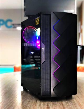 Pc gamer Ryzen 5 y GTX 1070 8GB