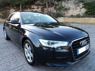 Audi A6 3.0TDI-V6 COCHE NACIONAL A TODA PRUEBA