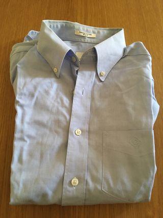 Camisa Gant oxford hombre talla M