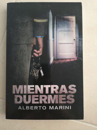 mientras duermes Alberto Marini