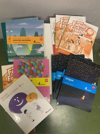 Libros de 4 d primaria