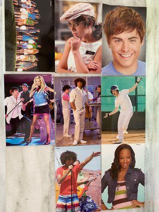 Photocards/Postales High School Musical 2