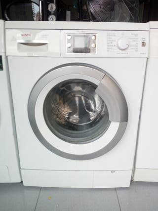 lavadora marca BOSCH 8KG con garantía