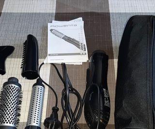 Secador cepillo. Air brush Rowenta