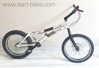 Bicicleta de trial Monty 221 Pr