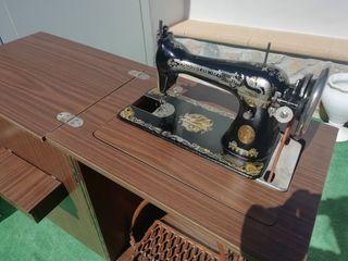 Máquina de coser Singer 1925