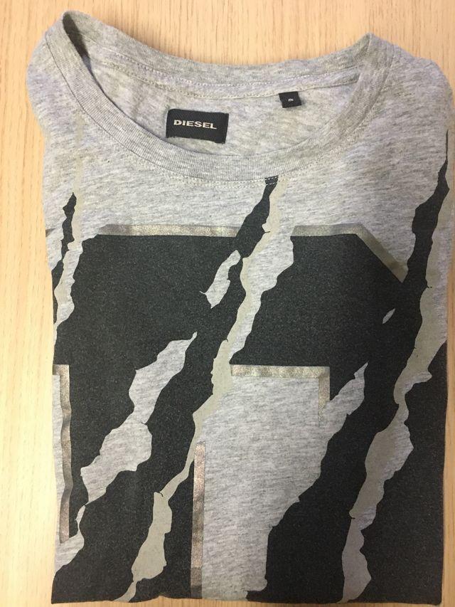 5 Camisetas hombre pack variado