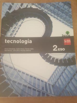 LIBRO DE TEXTO 2° ESO TECNOLOGÍA