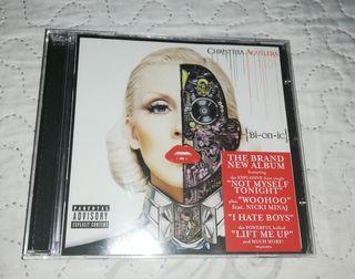 Christina Aguilera cd Bionic