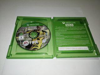 videojuego XBOX ONE FIFA17