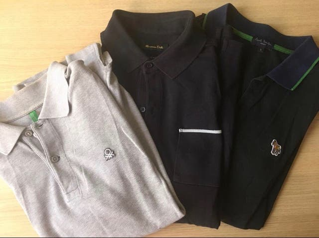 3 Polo Pack variado