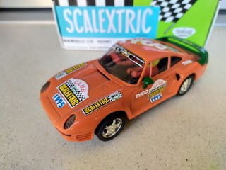 SCALEXTRIC PORSCHE 959 CLUB 1995