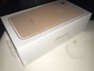 iPhone 7 128GB Para Estrenar Gold