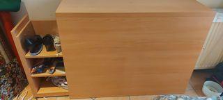 Large Shoe Cabinet